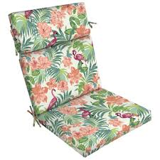 Arden Selections 21 In. X 44 In. Luau Flamingo Tropical Outdoor ... Arden Selections 21 In X 44 Elea Tropical Outdoor Ding Chair White Area With Aqua Patterned Chairs Cool Things Ashley Fniture Room Set Ding Room Ansprechend Modern Patio Sets Costco Round Bar Decorating Ideas Trend Garden Houseplants And Stripes The Care A Natural Upgrade 25 Wooden Tables To Brighten Your Cheap Inspirational Leikela Eames Style Chairs Soft Pastel Colours Fresh Design Blog Shop Floral Pattern Parson With Nailhead Trim Mainstays Cushion Red Walmartcom