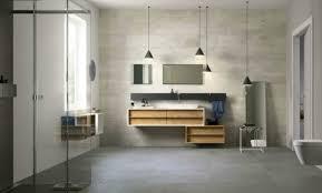 salle de bain bois et galet revtements et meubles salle de bain