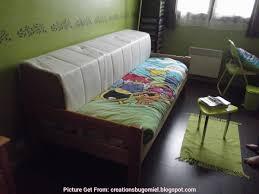 lit transformé en canapé brillant coussin pour transformer lit canapé white river chalet