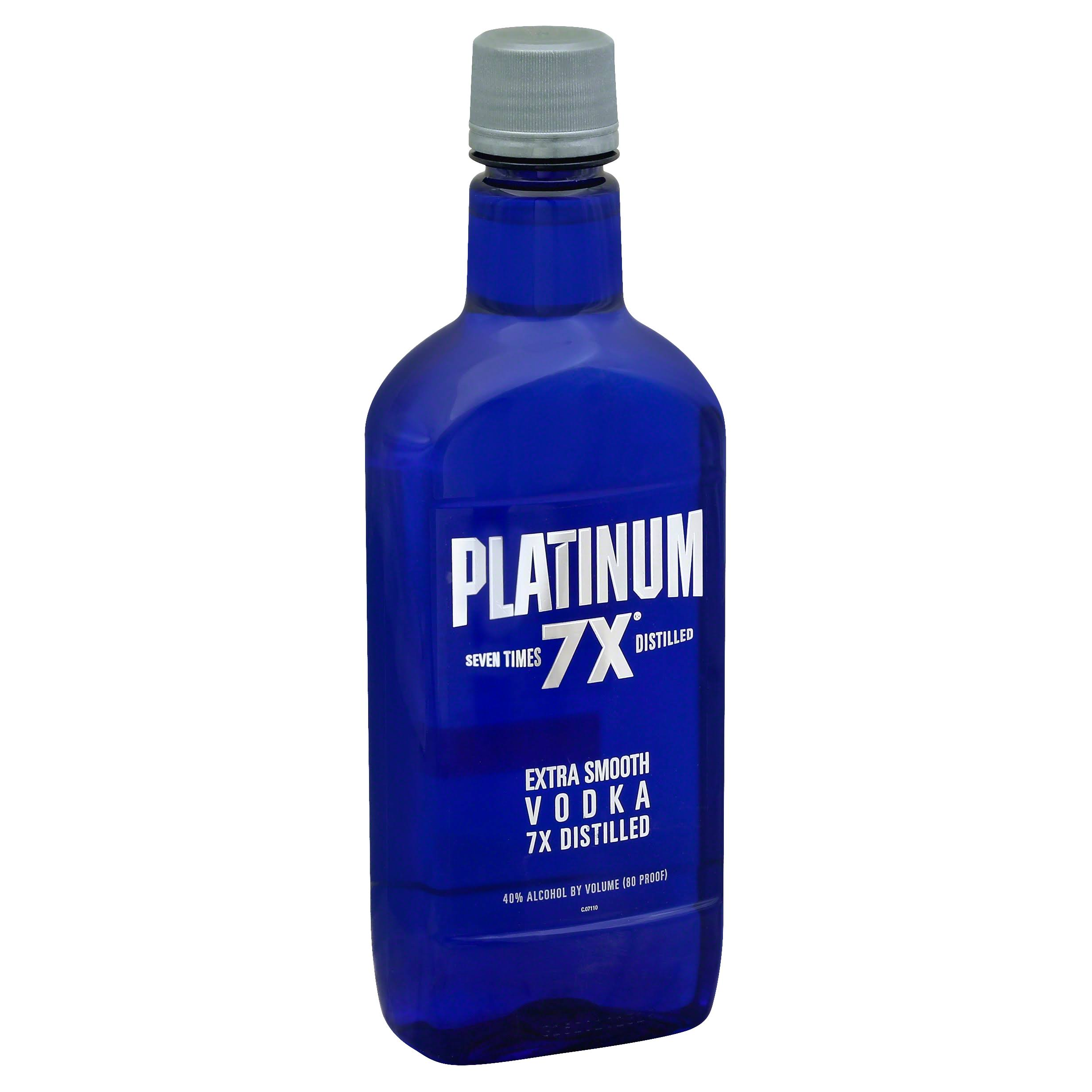 Platinum Vodka, Extra Smooth - 750 ml
