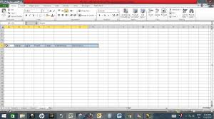 Split One Single Row Into Multiple Rows In Excel YouTube
