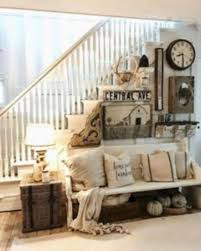 Simple Rustic Farmhouse Living Room Decor Ideas 50