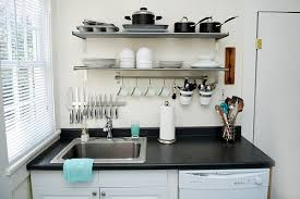 The Benefits Putting In Kitchen Storage Shelves For Organizing