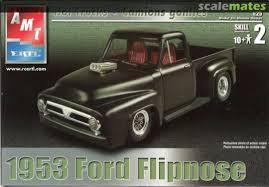 100 Ertl Trucks Hot 1953 Ford Flipnose AMTERTL 31551 2003