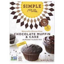 Bisquick Pumpkin Chocolate Chip Muffins by Amazon Com Simple Mills Naturally Gluten Free Almond Flour