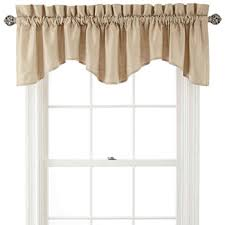 Jc Penney Curtains Martha Stewart by Window Valances U0026 Window Toppers Jcpenney