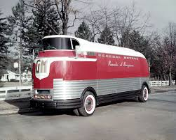 100 1939 Gmc Truck Concept Car Of The Week GM Futurliner Car Design News