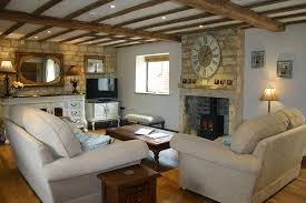 Cottage Livingroom Silk Mill Cottage Chipping Cden Cottage Living