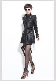 aliexpress com buy fashion leather jacket women jackets