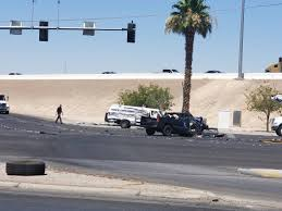 2 People Hospitalized In Crash In East Las Vegas – Las Vegas Review ... Accident Snarls Traffic On Sb 15 Freeway Wednesday Night Victor More Tough Tesla Headlines This Week Cluding Troubling Video Trophy Truck Crash On Finish Line At Baja 1000 2017 Youtube Slams Into Fire Truck Stopped Red Light In Utah Las Vegas Witness Called 911 Twice Before Fatal Dump Medium Duty Multiple People Killed When Tour Bus Collides With Semitruck Weekend Mojave Offroad Race Approved Following Deadly Crash Nbc Video Drowsy Driving Leads To Nevada Memorial Ride Fundraiser Happening Today For Local Woman Daughter 8 Dead 12 Hurt Calif Desert Southern 395 California Stock Photos