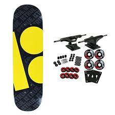 PLAN B Skateboard Complete TEAM MASSIVE 8.25