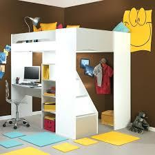 bureau pour mezzanine lit enfant mezzanine bureau lit bureau combine lit bureau