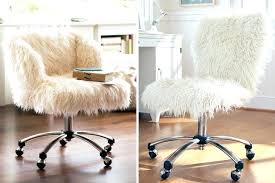 Furry Chair Awesome Design Office Charming Delightful Desk Chairs Target