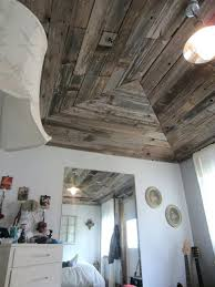 Rustic Ceiling Ideas Barn Board And Fence Lumber Ceilings Siding For Your Tiny House Cabin