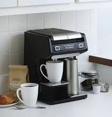 Hamilton Beach Dual FlexBrew Single Serve K Cup Or Grounds Coffee Maker
