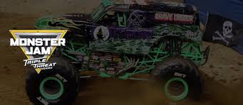 Monster Jam Triple Threat Series | Milwaukee, WI | Monster Truck ... Truck January 2017 Monster Jam Grave Digger 24volt Battery Powered Rideon Walmartcom Register For 2018 Events Jm Motsport Carolina Crusher Trucks Wiki Fandom Powered By Wikia Jam Tickets Charlotte Nc Print Whosale Tuff Archives Nevada County Fairgrounds Wdsl 965 Fm 2015 Raleigh North Youtube Vp Racing Fuels The Mad Scientist Gas Monkey Garage Commander Cody Race Cars