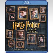 HARRY POTTER THE COMPLETE 8 FILM COLLECTION 8 BLURAY HDshopgr