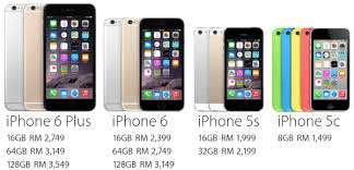 Apple Malaysia confirms iPhone 6 and iPhone 6 Plus pricing from