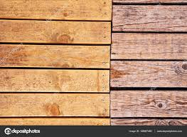 Weathered Outdoor Patio Wooden Flooring Texture Stock Photo