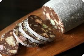 requia cuisine saucisson au chocolat l arme anti régime chez requia cuisine et