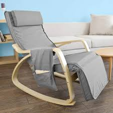 100 Rocking Chair With Books Amazoncom Haotian FST18DG Comfortable Relax