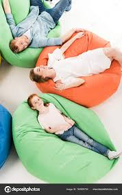 Parents With Daughter On Bean Bag Chairs — Stock Photo ... Feels Like Heaven Mother Figurine Golden Lustre And White Amazoncom Ambesonne Stars Storage Toy Bag Chair Pastel Incredible Bird Nest Haing By Patio 6 Of The Coziest Largest Bean Chairs Because Big Sofa Portable Living Room Ytughgs Marble Pattern Open Square Drop Earrings 1pair The River Hooded Blanket Extra Large Microfiber Red Quasar Cheap Purple Find Deals On Line At Pink Sky Photo Heavenly Floor Pillow Adult Plush Black Cupcake By Wow Works In 2019 Inflatable