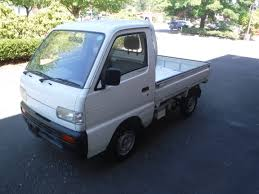 Used 1993 Suzuki Carry Mini Truck - Automatic For Sale In Portland ... Private Suzuki Carry Mini Truck Editorial Photo Image Of Junkyard Find Mitsubishi Minicab Dump The Truth About Cars 1991 Mini Truck Item Ao9426 Sold January 12 Gove Every 4 Passenger Micro Van 3cyl Valve Efi Woodys Sold Bolwell Auctions Lot 6 Shannons West Coast Trucks 2010 Stock1861 Our Trucks For Sale Mti Electric Jesse Tufts Blog Dealing In Used Japanese Ulmer Farm Service Llc Sale 4x4 Ktrucks