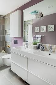 75 badezimmer mit lila wandfarbe ideen bilder april