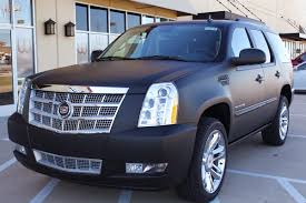 Cadillac Escalade Black Matte - Vehicle Wraps 1 2014 Cadillac Cts Priced From 46025 More Technology Luxury 2008 Escalade Ext Partsopen The Beast President Barack Obamas Hightech Superlimo Savini Wheels Cadillacs First Elr Pulls Off Production Line But Its Not The Hmn Archives Evel Knievels Hemmings Daily 2015 Reveal Confirmed For October 7 Truck Trend News Trucks Cadillac Escalade Truck 2006 Sale Legacy Discontinued Vehicles