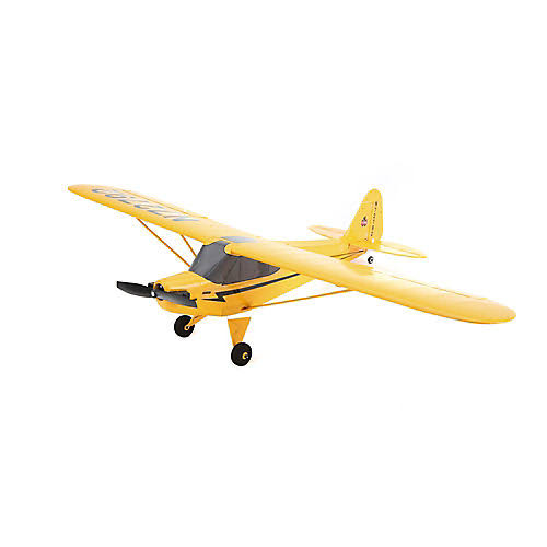 E-Flite UMX J-3 Cub BL BNF Basic RC Airplane