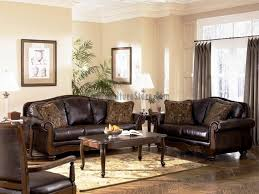 Levon Charcoal Sofa And Loveseat by Contemporary Design Ashley Furniture Leather Living Room Sets