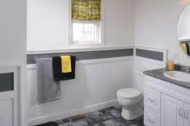 Wainscoting Bathroom Ideas Pictures by Ideas U0026 Tips Lovely Wainscoting Ideas For Lovable Home Interior