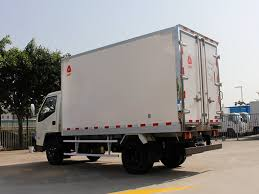 100 Refrigerator For Truck China Jmc 5 Tons 4X2 Diese Small Box Light