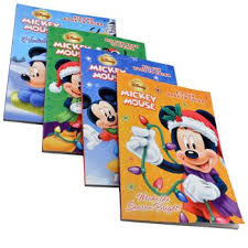 Bulk Bendon Disney Christmas Coloring Books 96 Pages At DollarTree