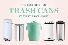 Trash Cans Bed Bath Beyond by The Best Kitchen Trash Cans At Every Price Point Apartment Therapy