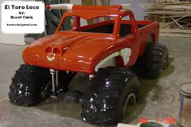 El Toro Loco Monster Truck Bed, Monster Truck Toys For Sale | Trucks ...