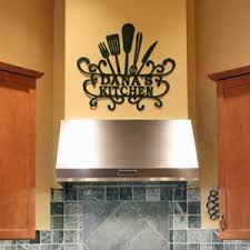 Remarkable Decoration Kitchen Metal Wall Art Trendy Inspiration Ideas Personalized