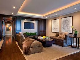 ambient lighting living room home design interior and exterior