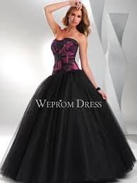 ball gown black inverted basque floor length lace up pear shaped