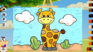 Animals Coloring Book For Kids Screenshot
