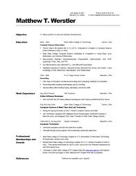 Resume Sample Computer Science Badak For Examples Skills Wording Full Size