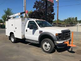 100 Ford Service Trucks 2008 F450 Mechanic Truck For Sale 38360 Miles