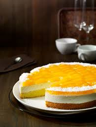 mandarinen kokos torte
