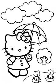 100 Ideas Hello Kitty Rockstar Coloring Pages On Halloweencolor