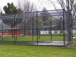 Baseball Backstops « Arbor Fence Inc   A Diamond Certified Company Best Dimeions For A Baseball Batting Cage Backyard Cages With Pitching Machine Home Outdoor Decoration Building Seball Field Daddy Made This Logans Sports Themed Fortress Ultimate Net Package World Jugs Sports Softball Frames 27 Ply Hdpe Multiple Youtube Lflitesmball Dealer Installer Long Academy Artificial Turf Grass Project Tuffgrass 916 741 How To Use The Most Benefit