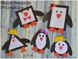 Snowman Crafts For Preschoolers Pinterest Penguin Craft Ideas Pinguin Cr On Winter Marshmallow S