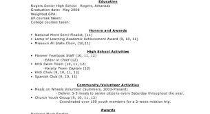 Professional Resume Example New Scholarship 0d Leadership