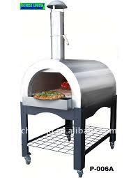 four a pizza exterieur bois extérieur feu de cuisson four à pizza four à pizza p 006a