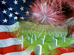 Memorial Day Graveside Decorations by Memorial Day