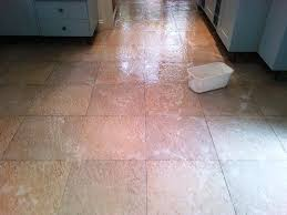 best way to clean textured ceramic tile